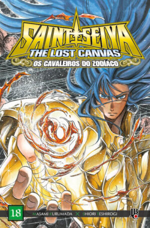 Cavaleiros Do Zodiaco – Lost Canvas Especial  18