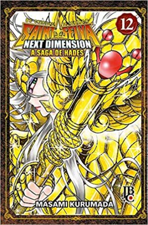 Cavaleiro Do Zodiaco Next Dimension Vol 12