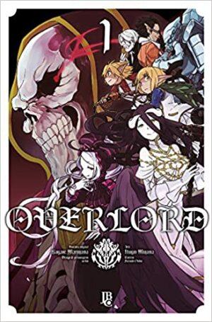 Overlord Mangá 01
