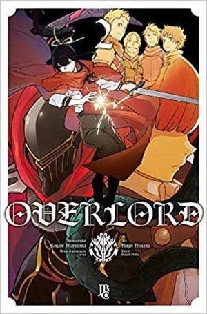 Overlord Mangá 02