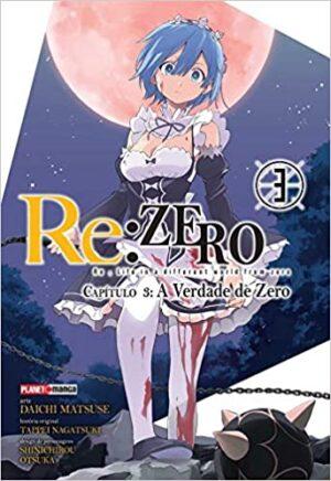 Re Zero Capitulo 3 : A Verdade de Zero vol 3