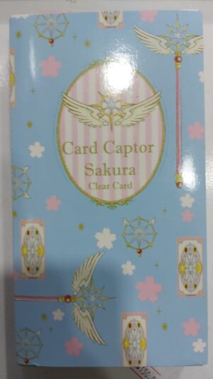 As Cartas de Sakura Card Captor – Clear Card Sakuras