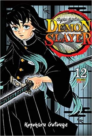 Demon Slayers 12