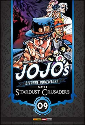 Jojo's Bizarre Adventure Parte 3: Stardust Crusaders  9