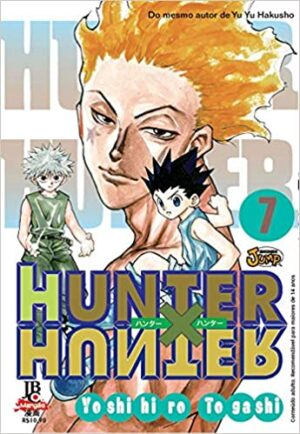 Hunter x Hunter Vol 7
