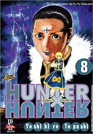 Hunter x Hunter Vol 8