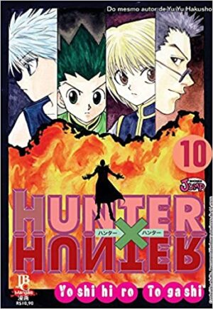 hunter x hunter vol 10