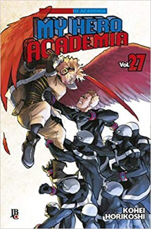 My Hero Academy Vol 27
