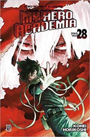My Hero Academy Vol 28