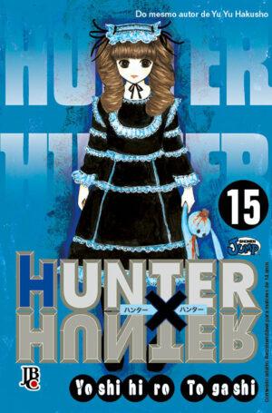 Hunter x Hunter Vol 15