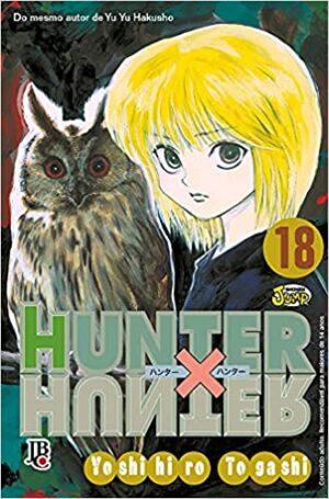 Hunter x Hunter Vol 18