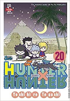 Hunter X Hunter Vol 20