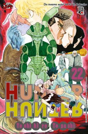 Hunter x Hunter vol 22